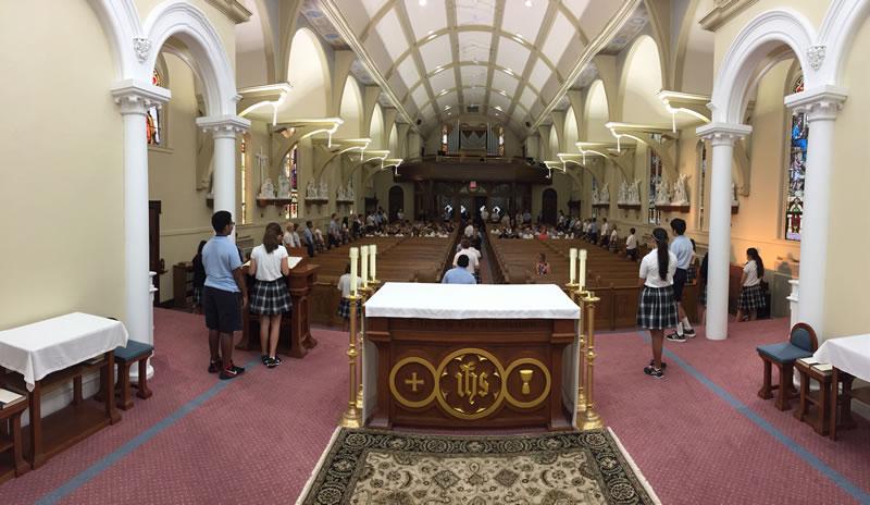 St. Gabriel Mass